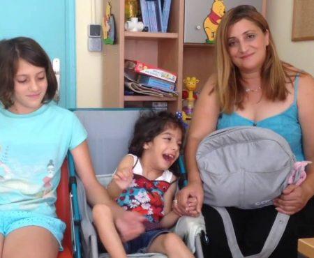 Αγγελίνα, Εύα & Μαρία